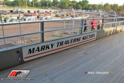 Orange County Fair Speedway - 8/3/19 - Mike Traverse