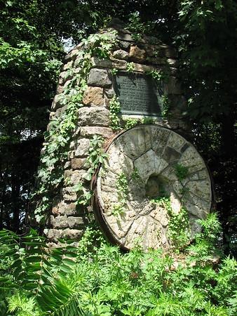 Reuben Wright's Mill Site (Robbins Mills)