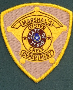 OYSTER CREEK MARSHAL