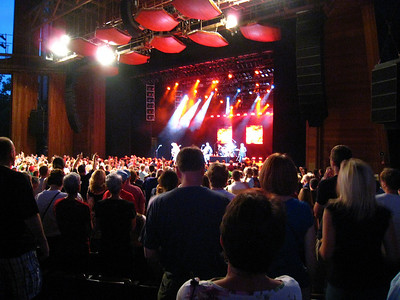 Great Big Sea at Wolf Trap (Aug, 2010)