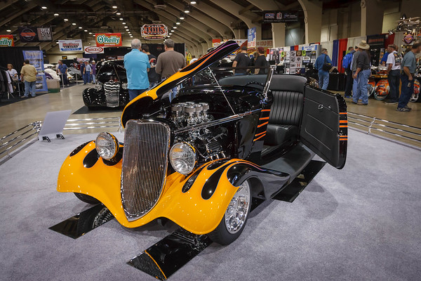 66th Grand National Roadster Show in Pomona, CA - January 2015