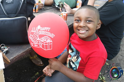 AUGUST 25TH, 2019: ELIJAH'S 7TH BIRTHDAY BASH