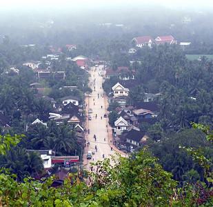 Luang Prabang - Photos from Phou Si