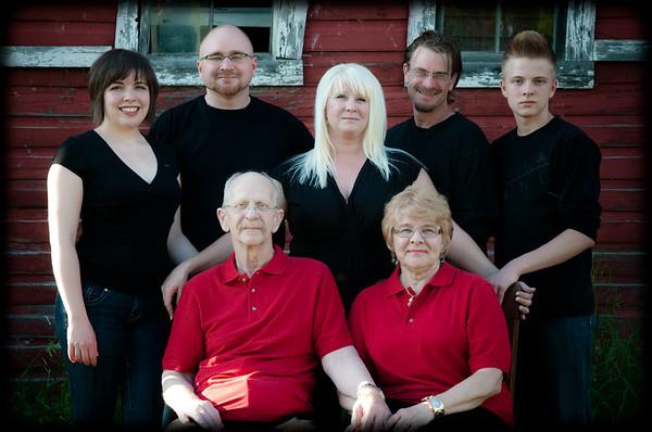 Radstrom Family