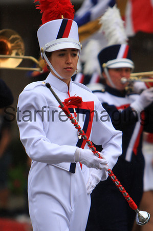 Chino HS @ AFOB2010 Band Review