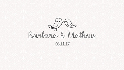 Bárbara & Matheus 03-11-17