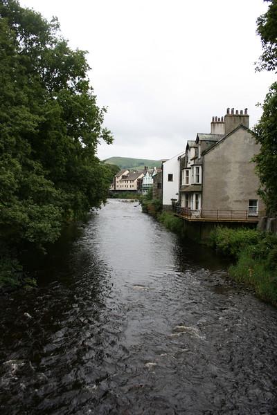 River in Keswick.
