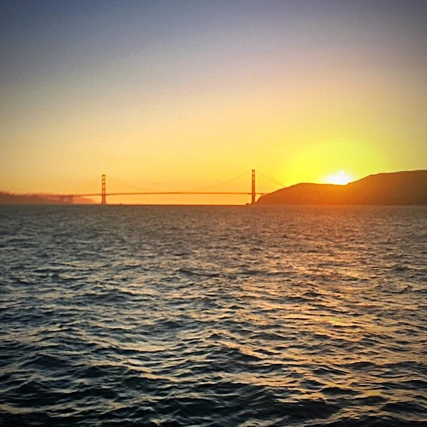 San Francisco #sunset - one of the best