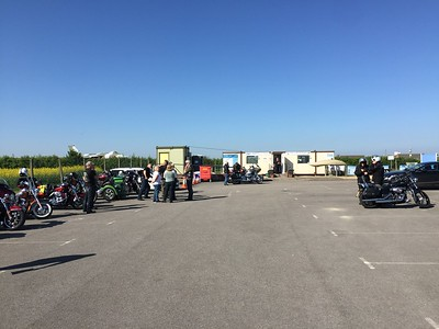 6th May 2018 - Bateman's Brewery Ride-Out