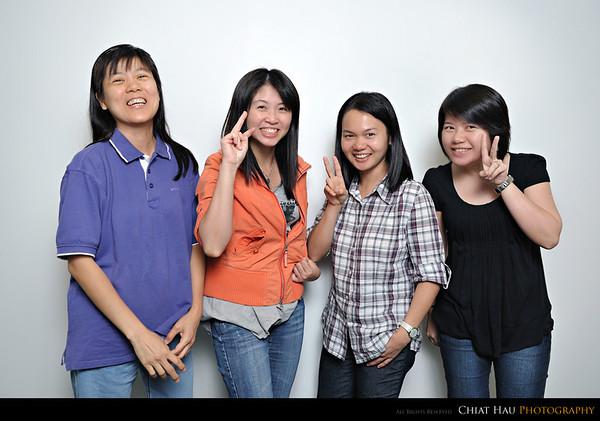 DCH Corporate Portraiture 2010