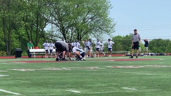 Varsity Boys vs DeSmet 5/5/19 Loss 2-21