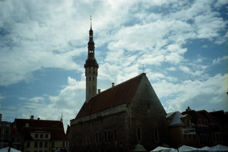 Tallinn Raekoda (Town Hall) - Tallinn, Estonia