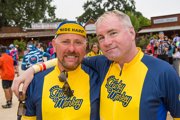 Aids/Lifecycle 2016 - Day 4