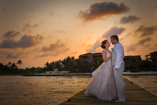 Connie & Ben - Wedding - Belize - 11th of May 2019