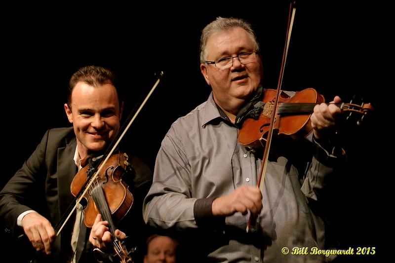 Mark Sullivan & Calvin Vollrath - Fiddle Gala 2015 0012