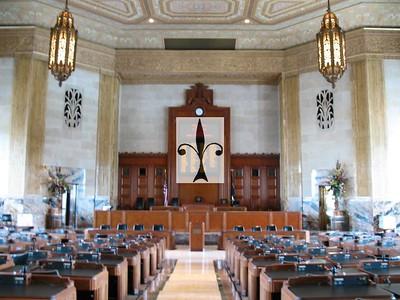 HOUSE CHAMBERS Louisiana State Capitol