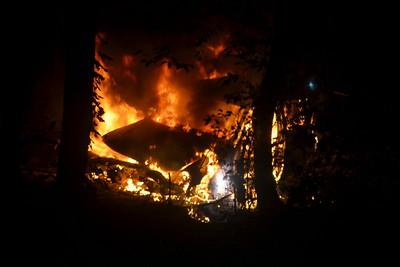 10-11-13 West Lafayette Truck Fire