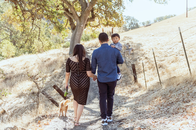 The Hua Family - November '20