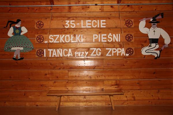 35 Lecie Szkółki Pieśni i Tańca przy ZG ZPPA