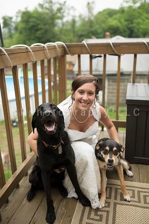 Amanda and Erik Spring  2016 Wedding