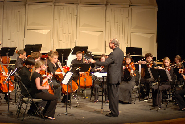 Upper School Fall Concert