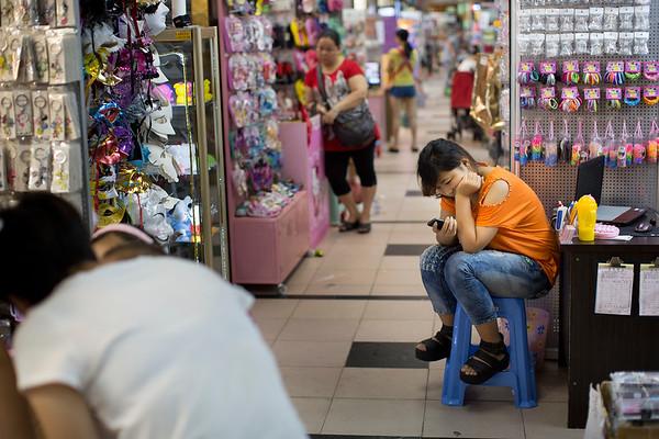 Yide Lu Toy Market