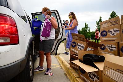 Photos: BVSD Impact on Education School Supplies Distribution