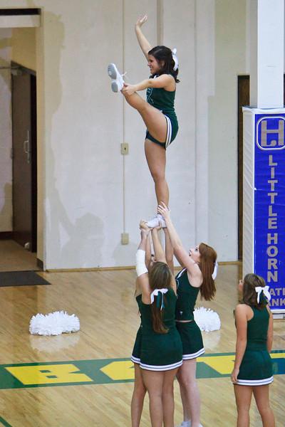Cheerleading, Indoors '10