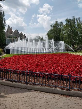 Day 9 Canada Wonderland