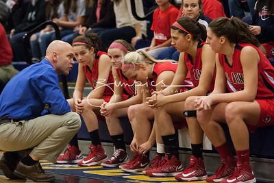 Red Land vs Cedar Cliff Girls Basketball