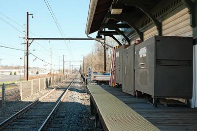 2020 November Train Station