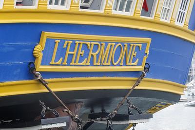 L'Hermione at Annapolis