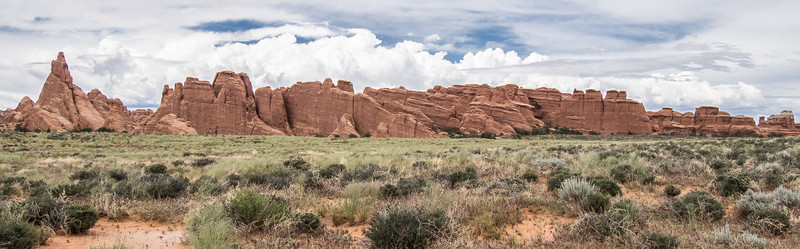Redrocks and Thunderheads