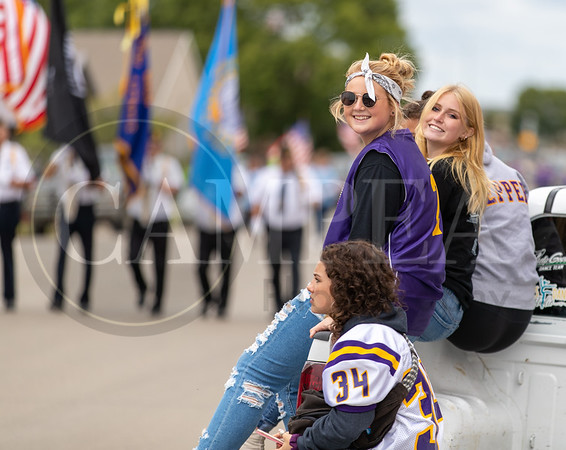 2019 Stanley County Homecoming Parade