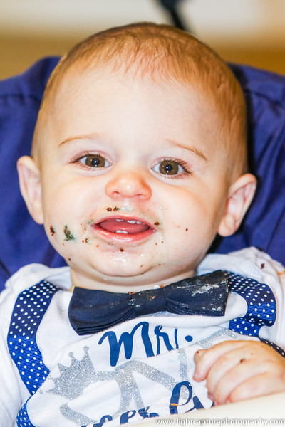 Baby Jaxson Turns 1!