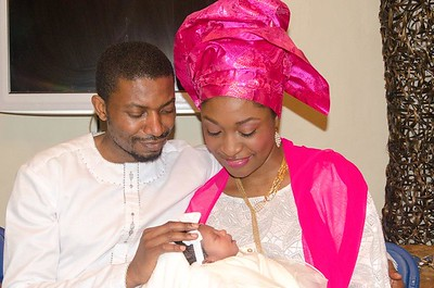 RIANATU'S NAMING CEREMONY