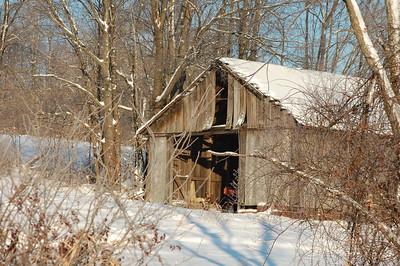 Frosty Farmlands