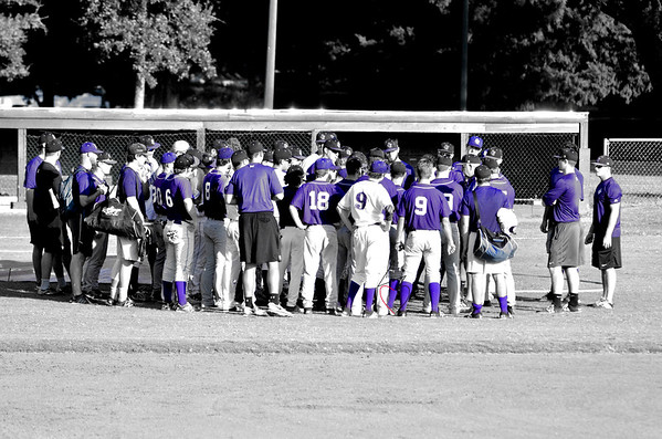SHC Baseball - Purple vs. White