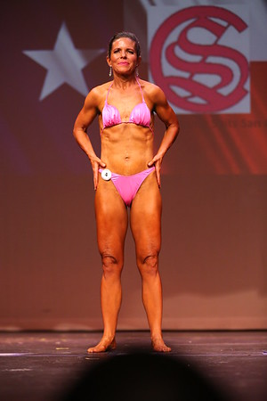 Finals Women's Bodybuilding