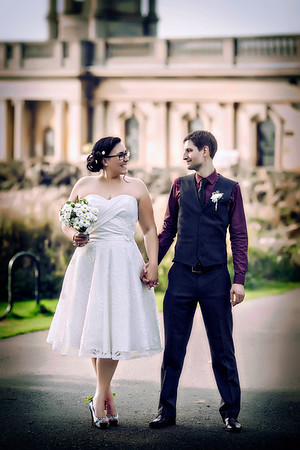 Katy and Ian's Wedding Pt 1