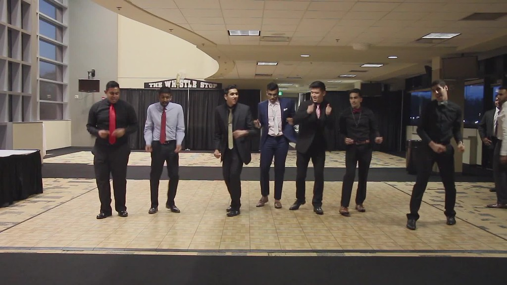 04/15/2017 Performance 2 - Beta Chi Theta Formal