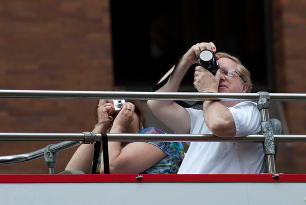 Pictures of People Taking Pictures