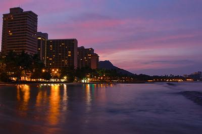 Honolulu November 2013