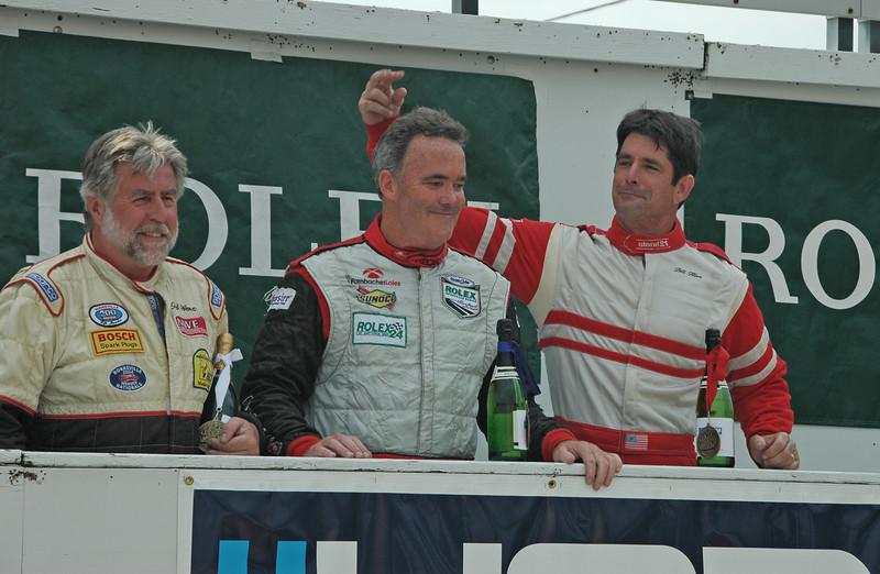 Ted, John, Bill