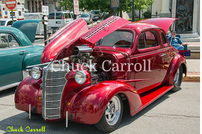 THE HISTORIC BELLEFONTE CRUISE -- Saturday -June 15, 2013
