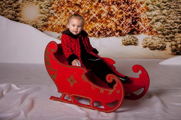 Addie Christmas 2013