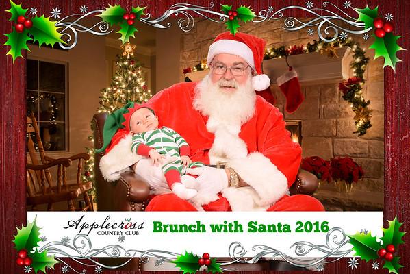 12-10 & 12-11-16 Brunch with Santa