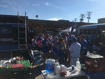 Lions tailgate 91816