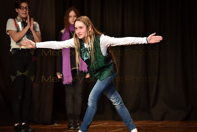 Wellington Girls' College: The Taming of the Shrew - Act II sc i