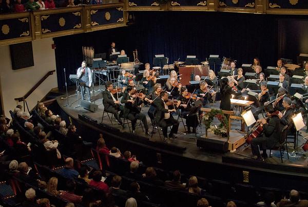 2015 Trine Fort Wayne Philharmonic Holiday Pops Concert